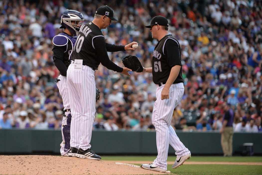 Colorado Rockies: Bullpen Not Worth $100 Million